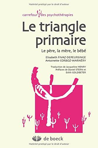 Le triangle primaire le père, la mère, le bébé