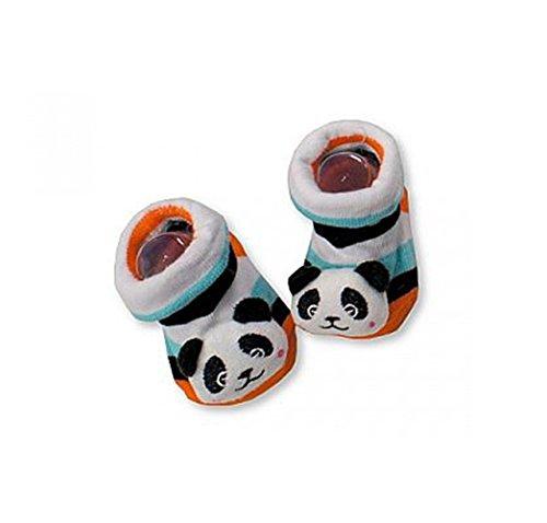 KATIES PLAYPEN® / BABY BEST BUYS Baby Mädchen (0-24 Monate) Socken panda 0-3 Monate (Lacy Socken Für Babys)