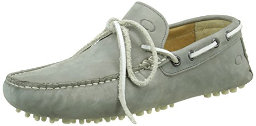 Base London Healey Herren Slipper Grau - Grau (Grau)