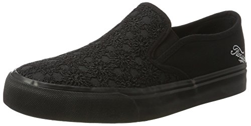 fiorucci-damen-fepb007-sneaker-schwarz-nero-39-eu