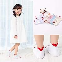 Wzbb Calcetines Calcetines para Niños Primavera Algodón Transpirable Delgado Calcetines para Bebés Calcetines para Niños Big Boy Boat Socks