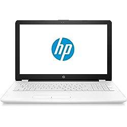 "HP Notebook 15-bs033ns - Portátil de 15"" (Intel Core i3-6006U Ram 4 GB Disco Duro 1 TB), Color Blanco"