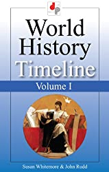 World History Timeline - Volume I - From the Rise of Humanity to the Fall of Rome (English Edition)