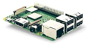 Raspberry Pi RC-A-752 3 Model B+ Motherboard