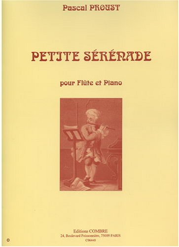 Petite sérénade pour Flûte et piano