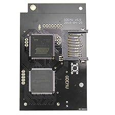 Simulationsplatine für DC Game Machine Analog Dreamcast Langlebige schnelle Lesegeschwindigkeit Free Size Schwarz