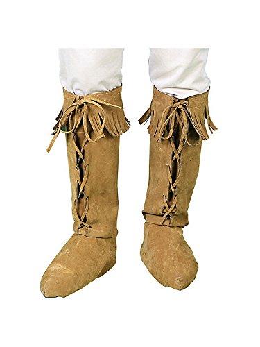Forum Neuheiten 54776F Indian Stiefelstulpen