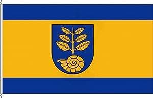 Bannerflagge Destedt - 150 x 500cm - Flagge und Banner