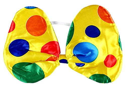 Inception Pro Infinite Papillon - Fiocco da Pagliaccio Clown - Costume - Travestimento - Carnevale - Halloween - Cosplay - Accessori - Uomo - Donna - Bambino