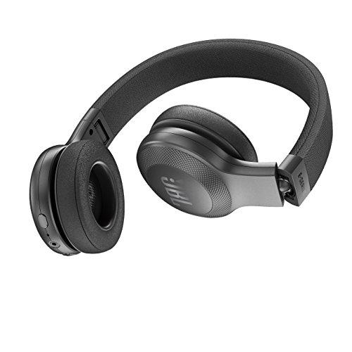 JBL E45BT Wireless Bluetooth Headphone (Black)