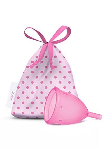LadyCup Pink L(arge) Menstruationstasse groß