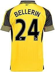 2016-17 Arsenal Away Shirt (Bellerin 24)