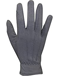 Dublin Unisex Everyday Deluxe Track pimple grip Glove Black - Choose Size