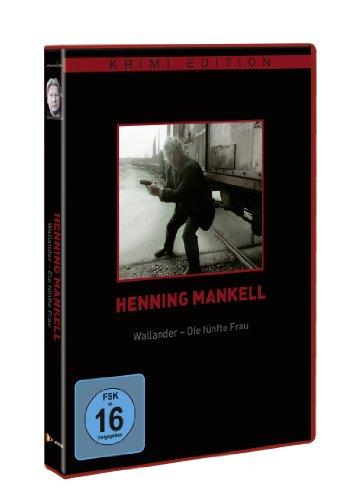Kommissar Wallander: Die fünfte Frau (Krimi-Edition, 2 Discs): Alle Infos bei Amazon