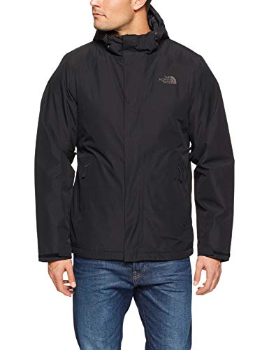 The North Face Men's Inlux Insulated Jacket - TNF Black - XL Inlux Insulated Jacket