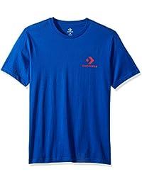 4de82ede1b1 Converse Small Chevron Logo T-Shirt Royal Blue 10007886