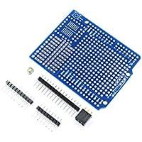 Prototypenboard, Platine, ungelötet, für Arduino Uno / Duemilanove