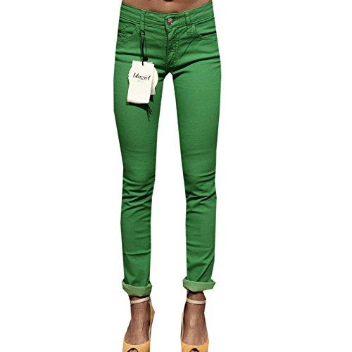 80152 pantaloni women i BLUGIRL BLUMARINE jeans donna trousers [38]