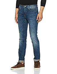 Tommy Hilfiger Men's Straight Fit Jeans