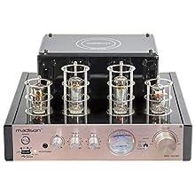 Madison MAD-TA10BT Vintage Tube Amplifier with USB/Bluetooth