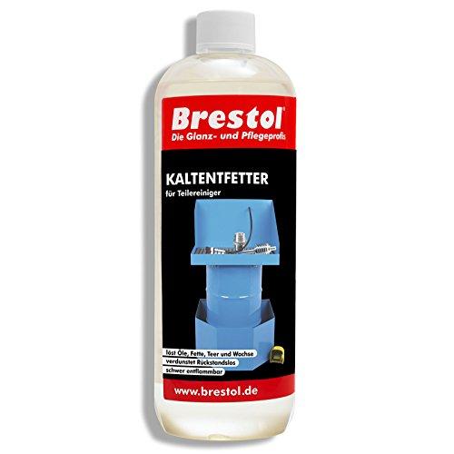 KALTENTFETTER 1000 ml Konzentrat (1456.1) -- Teilereiniger Motorreiniger Werkzeugreiniger Getriebereiniger - Original Brestol