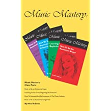Music Mastery Class Pack (English Edition)