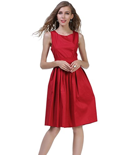 CARVIAN - Coordinato - ragazza Deep Red Medium