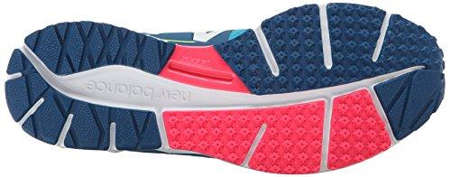 New Balance W1500 B, Chaussures de Running Entrainement Femme Bleu (bp Blue/pink)
