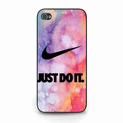 Custom Design Phone Coque Nike Just Do It Phone Coque For iPhone 5c Coque LV-15