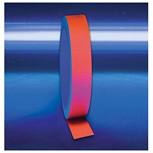 Gaffa Tape Neon orange 25m x 19mm
