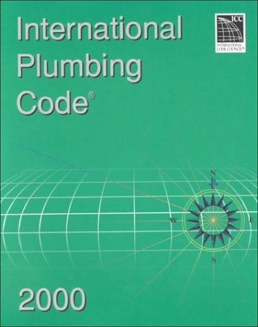 International Plumbing Code 2000 (International Plumbing Code,