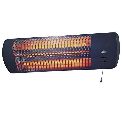2000 Watt Heizstrahler Terrassenheizer Infrarot Strahler Heizgerät Heizpilz -EPH