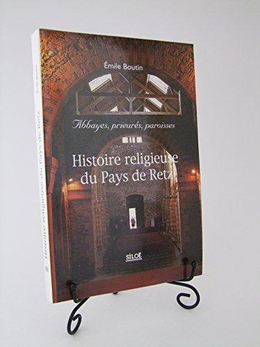 Histoire Religieuse Pays Retz par (Broché)