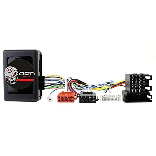 Interface Commande au volant KI9J pour Kia ap10 Mini-ISO Nav.ampli JVC ADNAuto