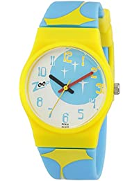 Zoop Analog Multi-Color Dial Children's Watch -NKC3028PP10