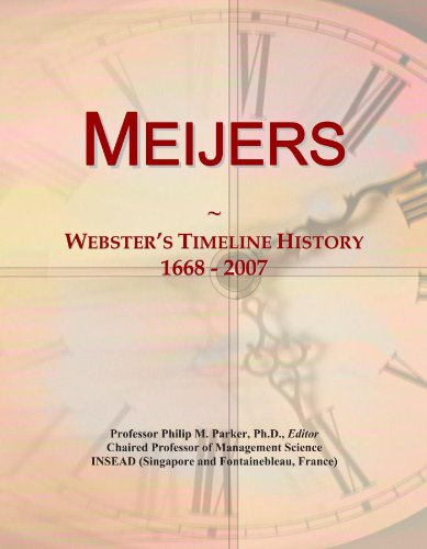 meijers-websters-timeline-history-1668-2007