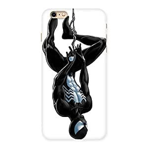 Black Web Multicolor Back Case Cover for iPhone 6 Plus 6S Plus