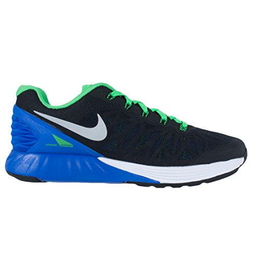 Nike LunarGlide 6 GS Kinder Sneaker schwarz/blau