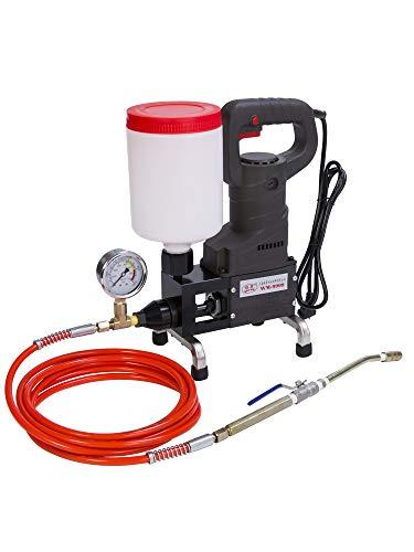 BAOSHISHAN W-9999 Hochdruck-Fußbodenfugenmaschine 1100 W für Betonrisse Leckage Reparatur in Wasser Pool Haus Dachverfugung Injektionspumpe Maschine
