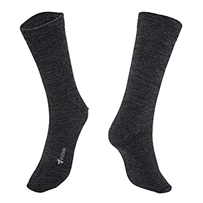 Kosha Women's Fine Merino Wool Regular Length Socks