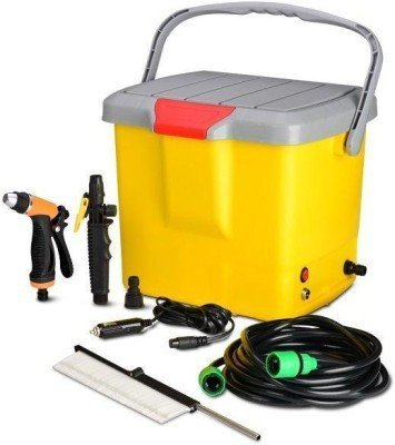 Online World Pro Portable Electric Pressure Washer 12V DC Car Washer