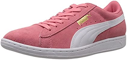 Puma Vikky Winterised, Women's Basketball Shoes, Pink - Pink (salmon rose-white 06), 6 UK / 39 EU