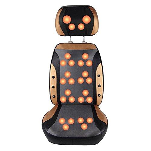 SHISHANG Massagesessel 28 Gruppenmassage Ball Home Massagekissen (Beat / Hyperthermie / Massage / Kneten / Magnetfeldtherapie) (Bein / Hüfte / Hals / Kopf / Taille / Rücken / Fuß)