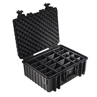 B&W outdoor.cases Typ 6500 mit variabler Facheinteilung (RPD) - Das Original