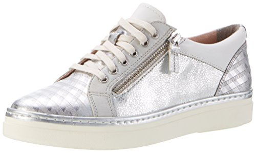 Tamaris 23712, Sneakers Basses Femme Argent (SILVER COMB 948)