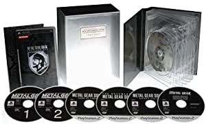 Metal Gear Solid 20th Anniversary: Metal Gear Solid Collection [Cracked Outer...