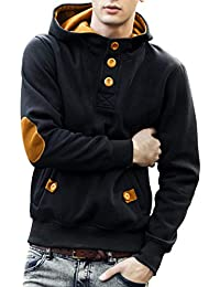 Seven Rocks Cotton Men's Hoodie Sweatshirt Jacket