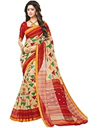 Design Willa Women's Silk Cotton Saree With Blouse Piece (Samu3233_Multicolor)