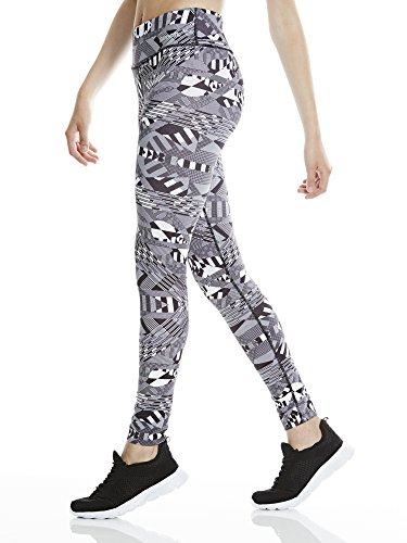 Bench Damen Bold Stripe Aop B Leggings Black