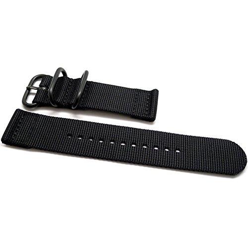 daluca-a-due-pezzi-in-nylon-balistico-cinturino-nato-nero-fibbia-pvd-24-mm